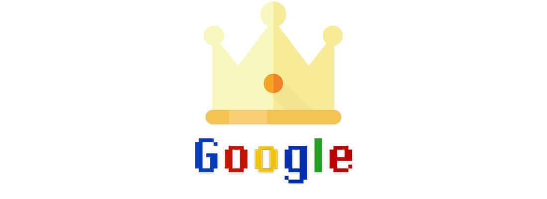 Google lebih diminati karena merupakan situs yang lebih mengutamakan penggunanya.