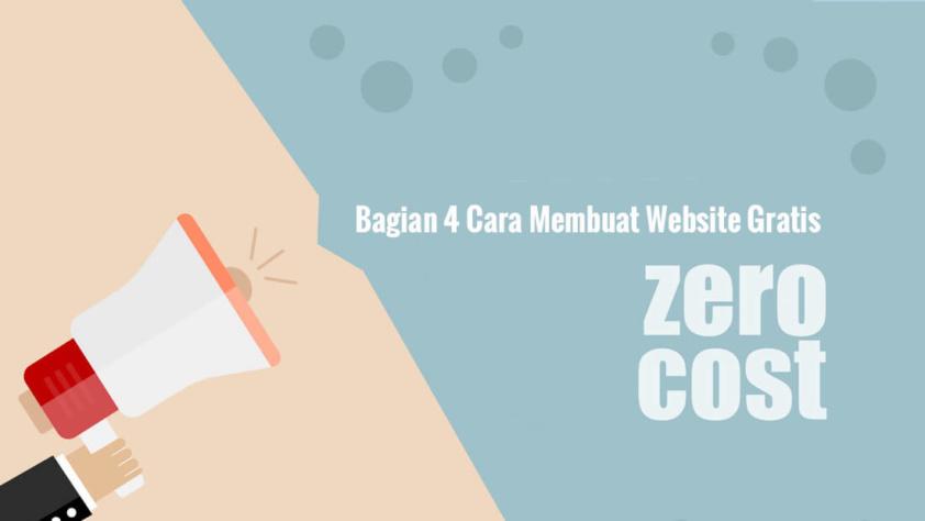 4 cara membuat website