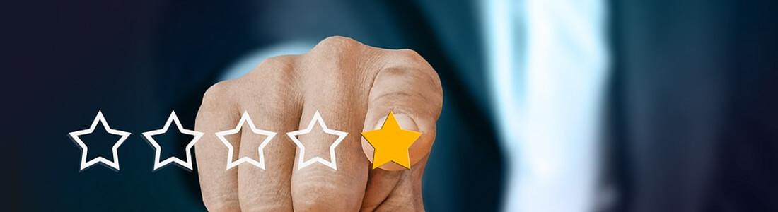 Bisnis yang berhubungan dengan ulasan/review