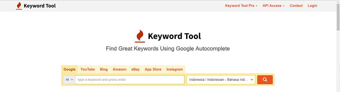 KeywordTool.io