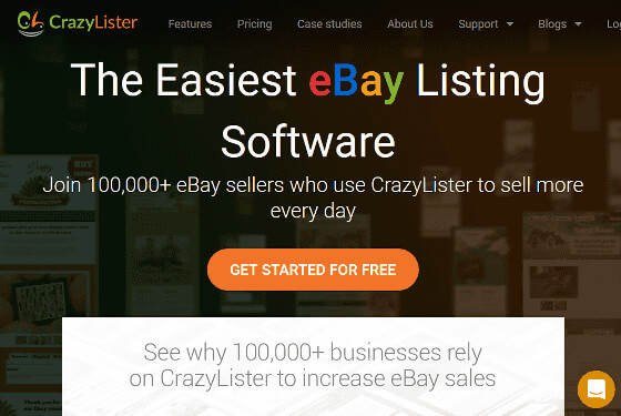 CrazyLister: Amazingly Simple eBay Listing Software