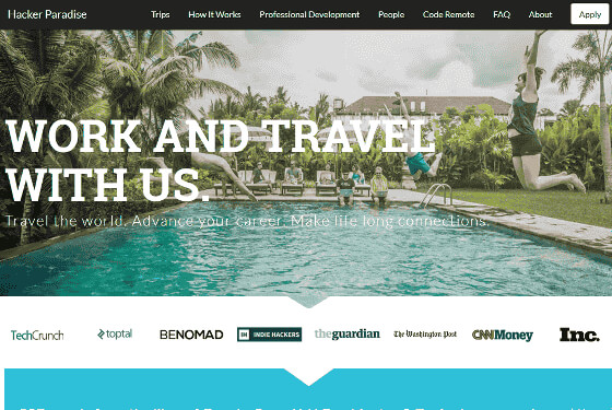 World's First International Remote Work & Travel Community