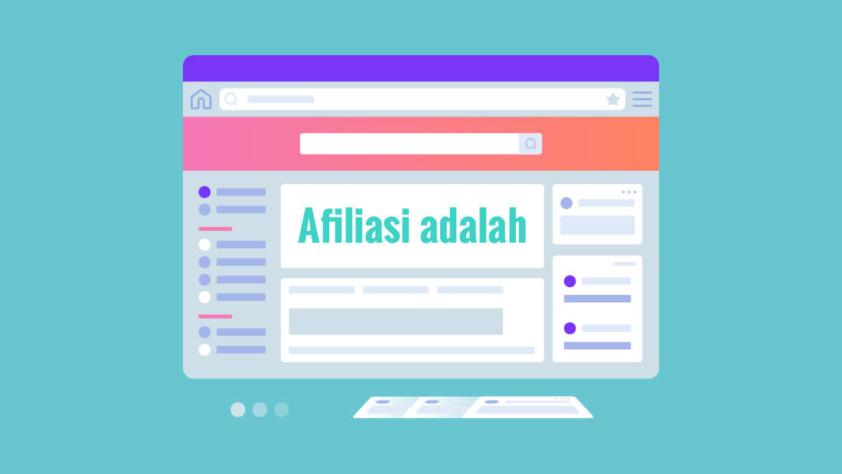 Afiliasi Adalah...? Contoh Usaha Online yang Menguntungkan