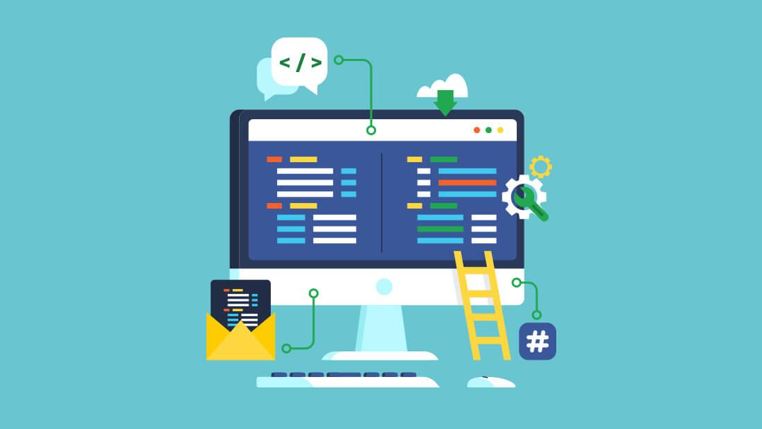 Bahasa program yang diperlukan untuk membuat aplikasi web