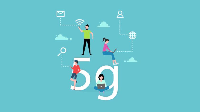 Jaringan 5G & kecepatan internet yang merubah kehidupan masyarakat