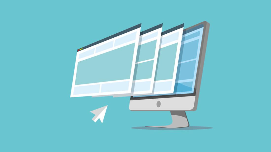 Cara membuat website perusahaan