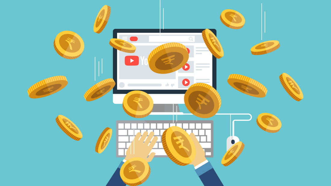 Youtube Monetization dan Perkiraan Pendapatan YouTuber