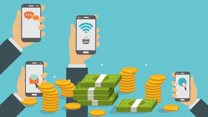 Pendapatan Aplikasi Android Penghasil Uang