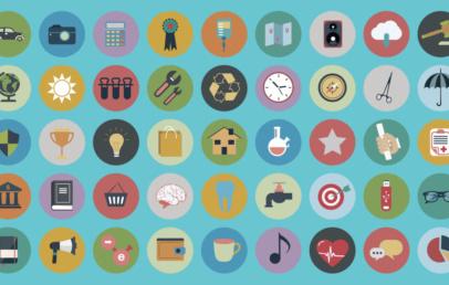 Material Icon Gratis Untuk Aplikasi dan Website!