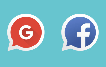 Google Facebook: Search Engine dan Medsos Terbaik