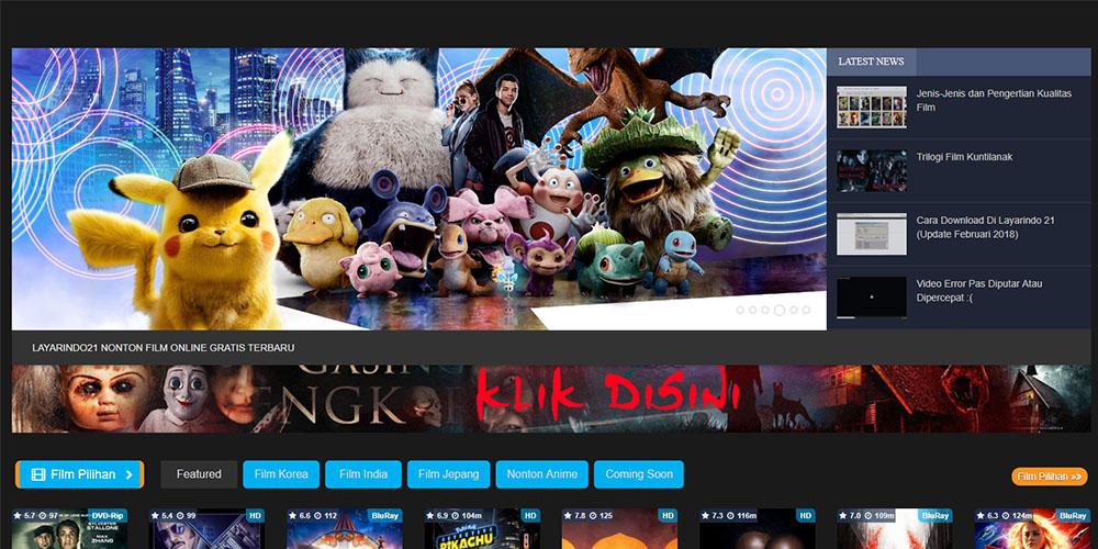 Website Download Film Indonesia & Bollywood Terbaru | MARKEY