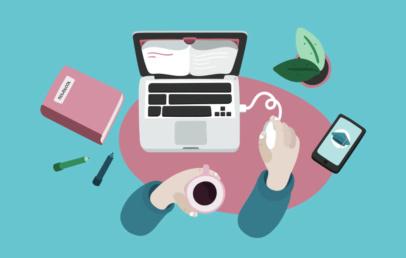 Cara Membuat Situs Web dengan Blogger Bagi Pemula