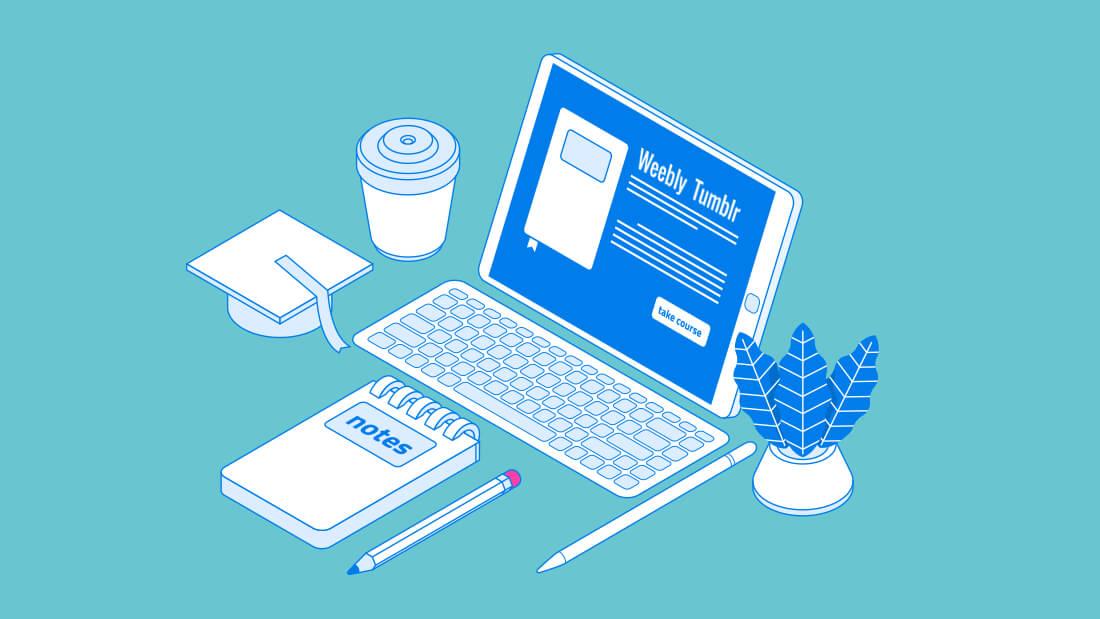 Cara Buat Website Gratis dengan Weebly dan Tumblr