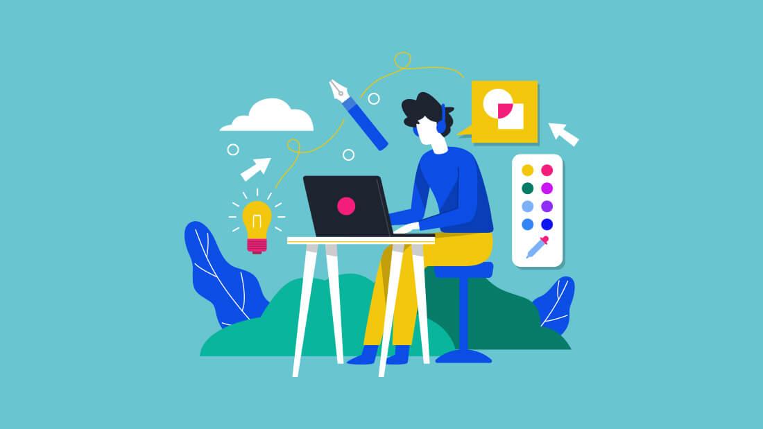 Desain Grafis Adalah ? | Informasi Tentang Desain Grafis
