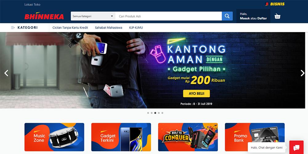 25 Tempat Jual Beli Online Terbaik dan Terpercaya di Indonesia