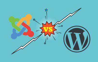 Joomla VS Wordpress | Mana yang Lebih Bagus?