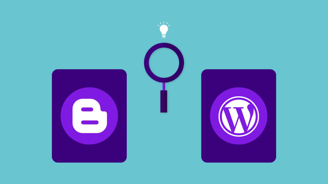 WordPress atau Blogspot ? | Mana yang Lebih Bagus?