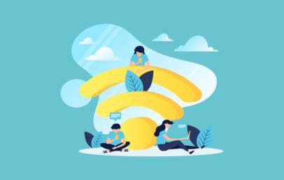 Teknologi Jaringan Tanpa Kabel Disebut ? | Pengertian & Ulasannya