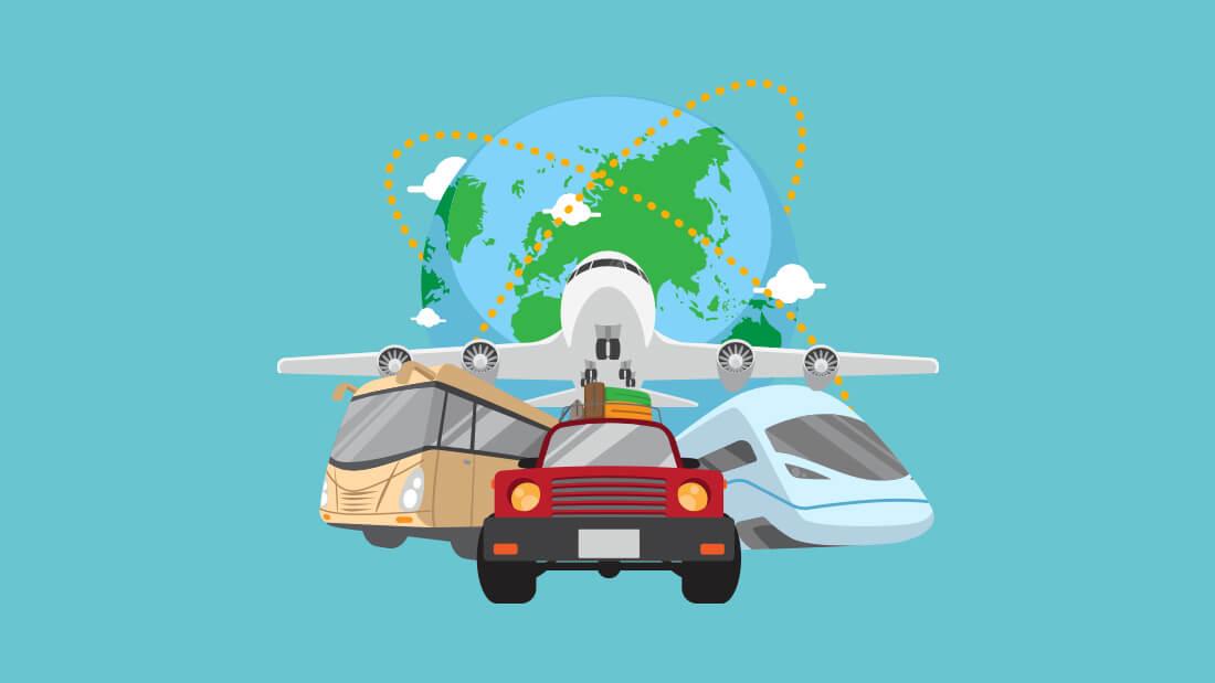 Hasil gambar untuk Perkembangan Teknologi Indonesia Jasa Transportasi Umum
