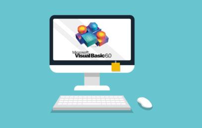Visual Basic 6.0 Adalah ? | Definisi & Komponen-Komponennya