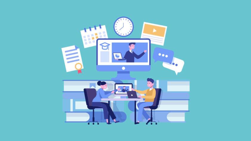 11 Web E Learning Alternatif Pendidikan di Era Digital