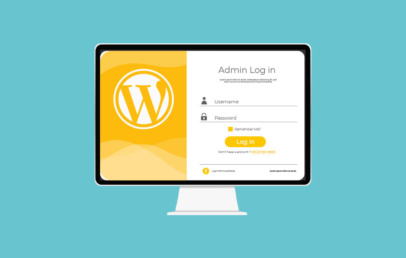 Wordpress Admin Login : Cara Masuk ke Halaman Admin Wordpress