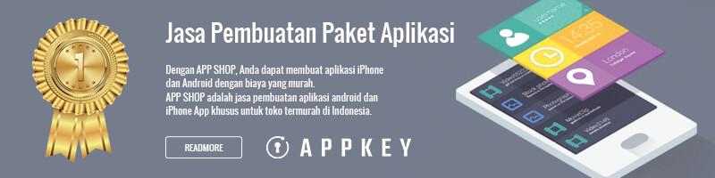 Jasa Pembuatan Paket Aplikasi