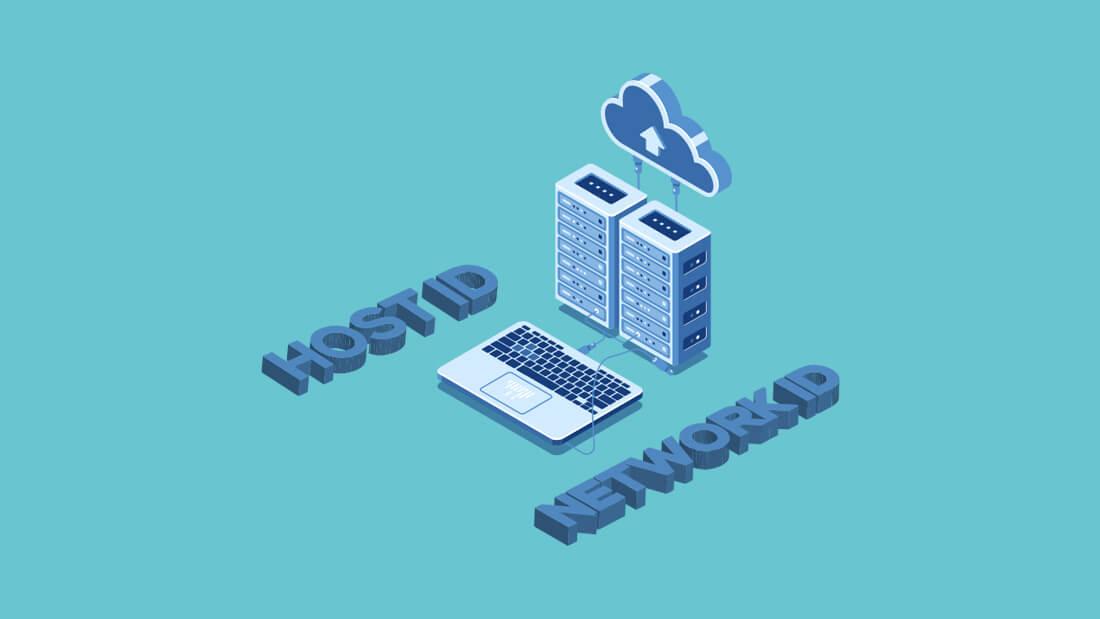 HOST ID dan NETWORK ID | Pengertian dan Contohnya