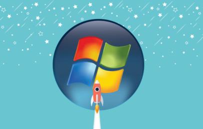 Windows 7 Startup : Cara Mengatur Booting Lebih Cepat