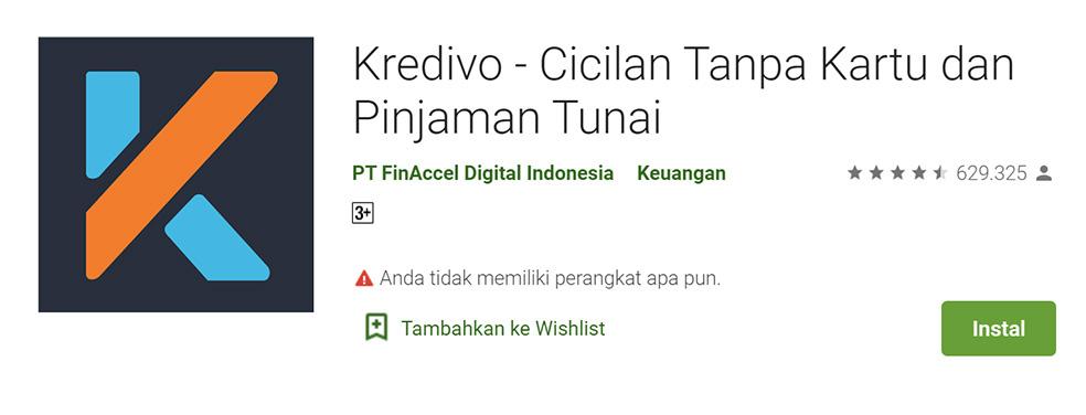 kredivo-app