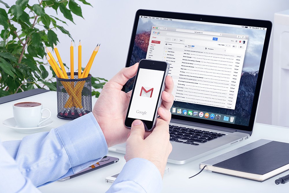 password gmail baru