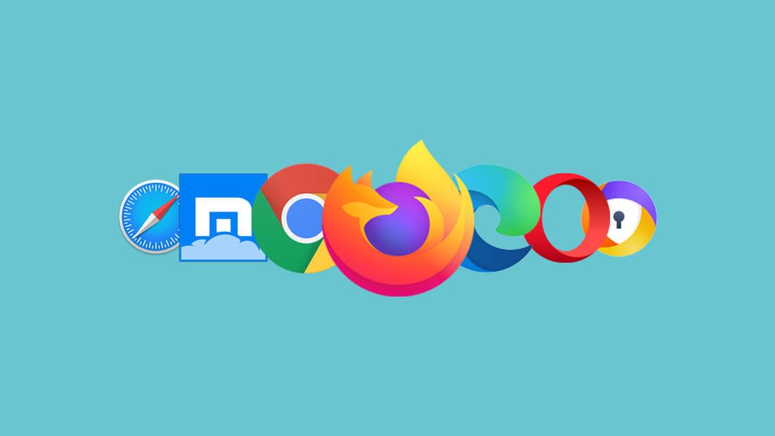 7 Rekomendasi Browser Terbaik Untuk Browsing 2020