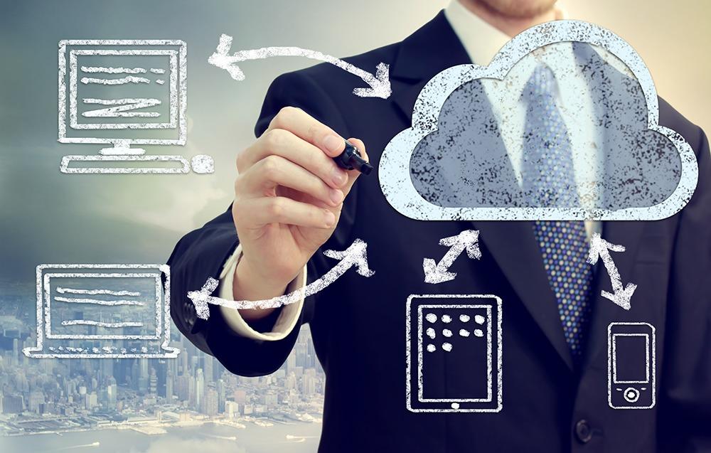 Contoh Penerapan Cloud Computing Secara Sederhana