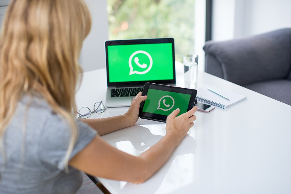 Otentikasi Kode QR WA untuk WhatsApp Web