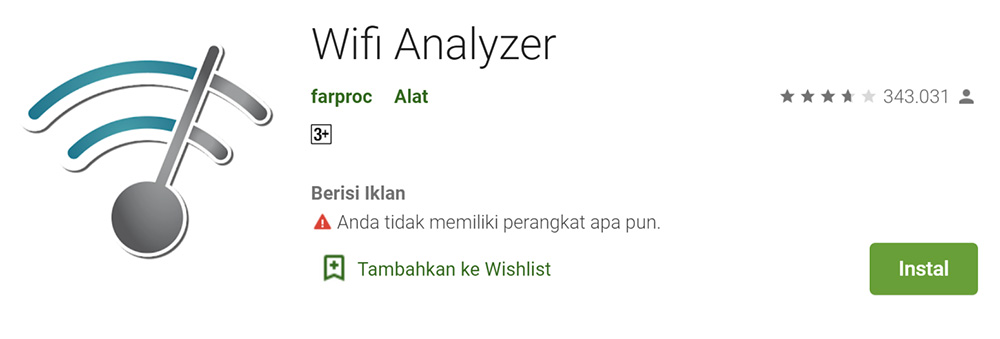 wifi-analiser