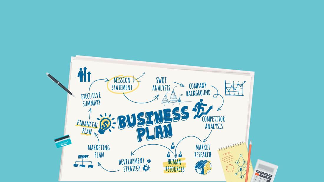 Contoh Bisnis Plan Dan Cara Membuatnya Markey