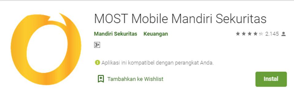 mandiri-most