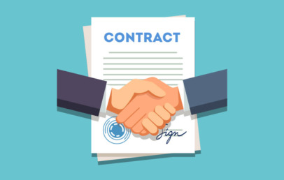 surat kontrak kerjasama usaha