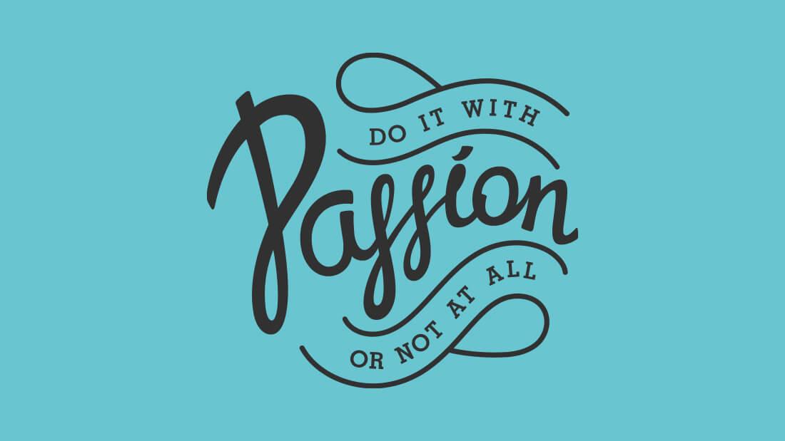 passion adalah