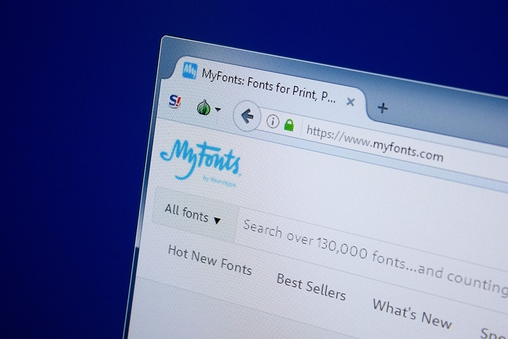 Web-Myfonts