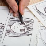 cara-menggambar-anime-2