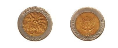 koin-1000-kelapa-sawit
