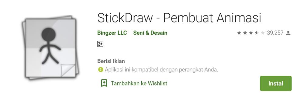 stick-draw