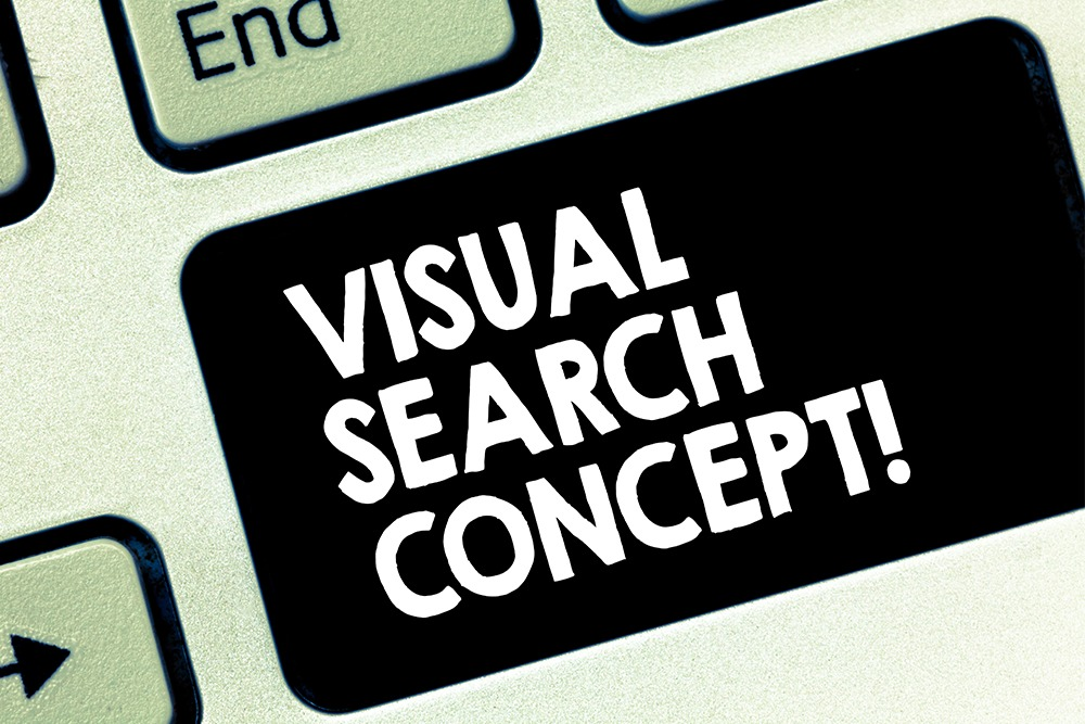 visual search