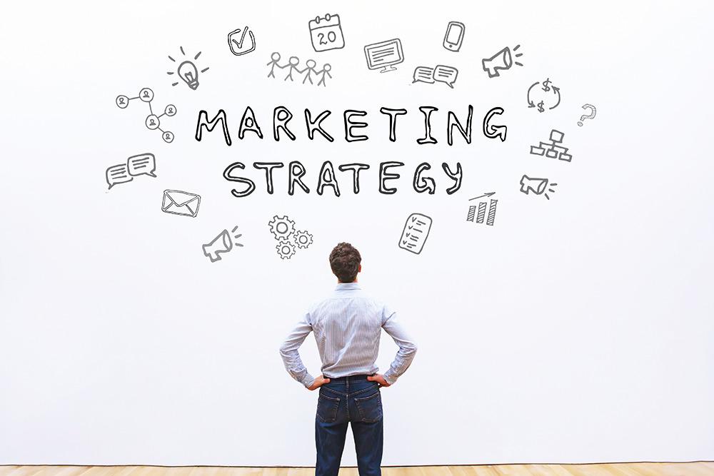 strategi marketing yg baik